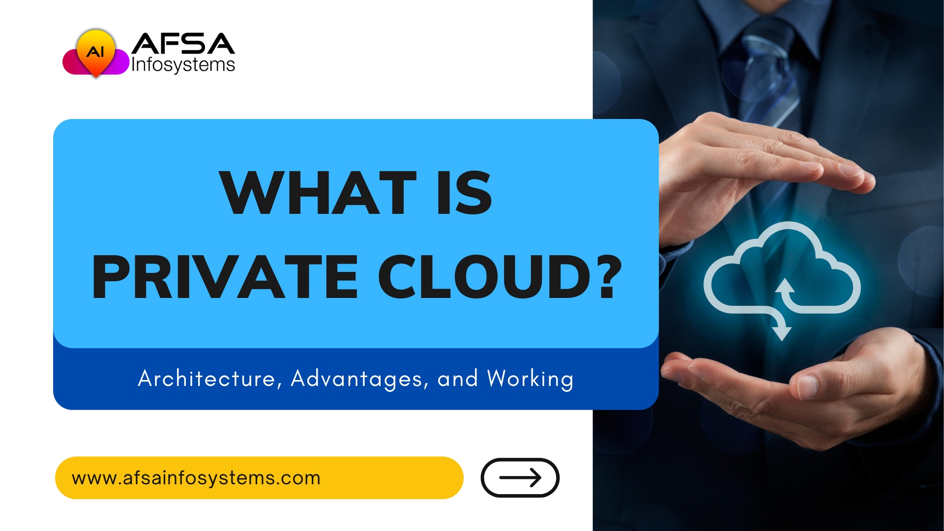 Read more about the article What is Private cloud?