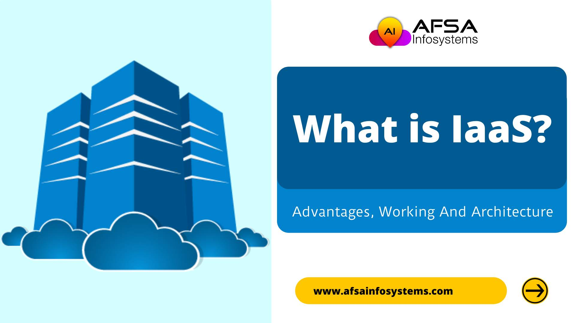 Read more about the article What is IaaS? Advantages, Working & Architecture