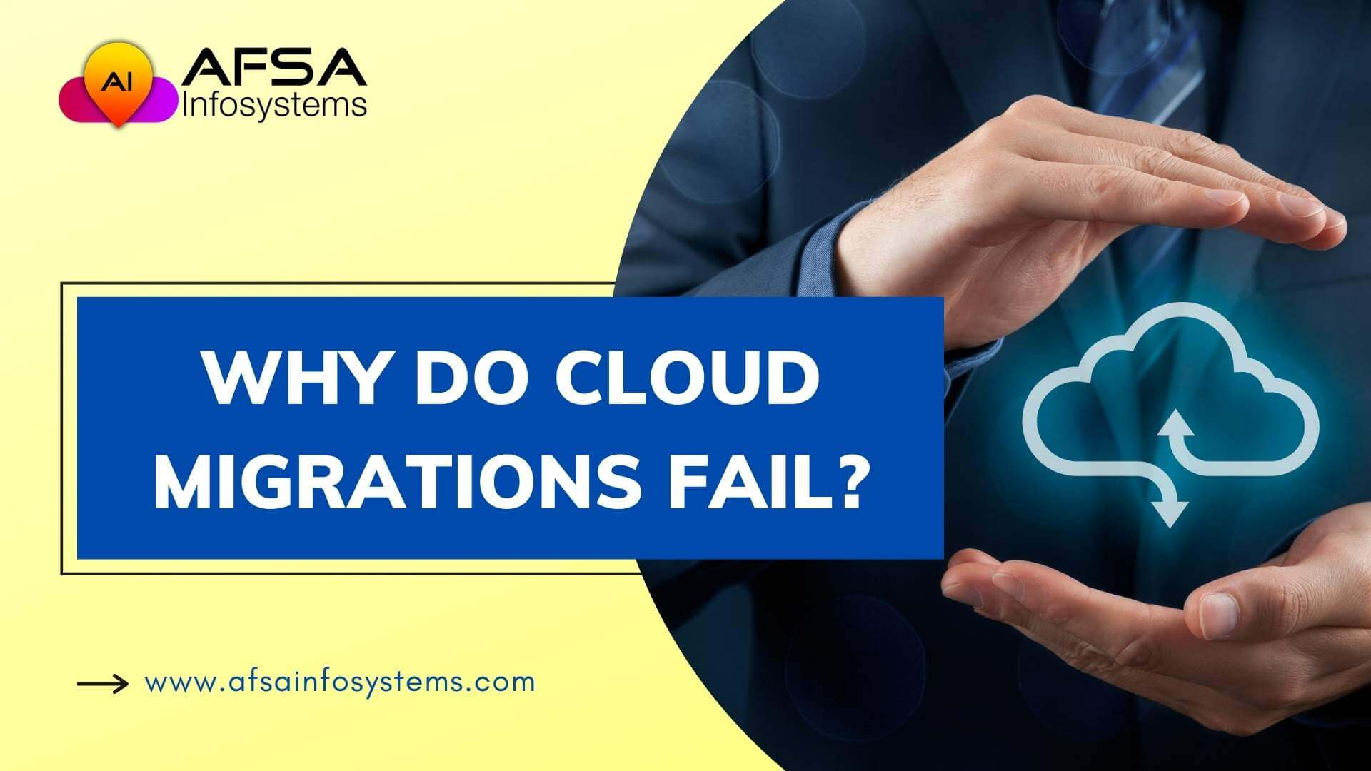 Read more about the article Why Do Cloud Migrations Fail?
